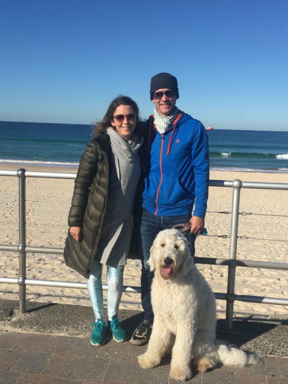 Rafaela Salzer, Tommi Nordstrom & Lumi - Pupsy Founders