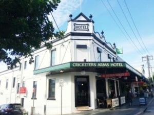 Cricketers Arms | Dog Friendly Pub in Balmain