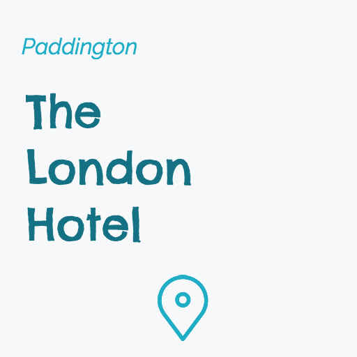 The London Hotel on Pupsy