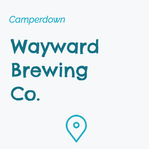 The Wayward Brewing Co. on Pupsy