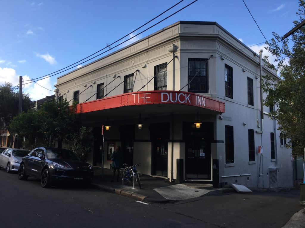 The Duck Inn | Pupsy