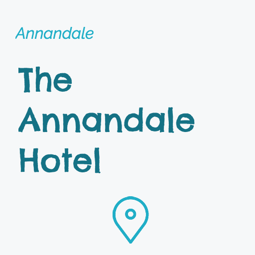 The Annandale Hotel on Pupsy