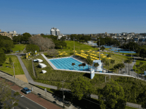 Prince Alfred Park | 24h dog park in Surry Hills