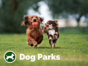 Dog parks on Pupsy