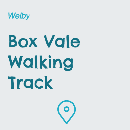 Box Vale Track on Pupsy
