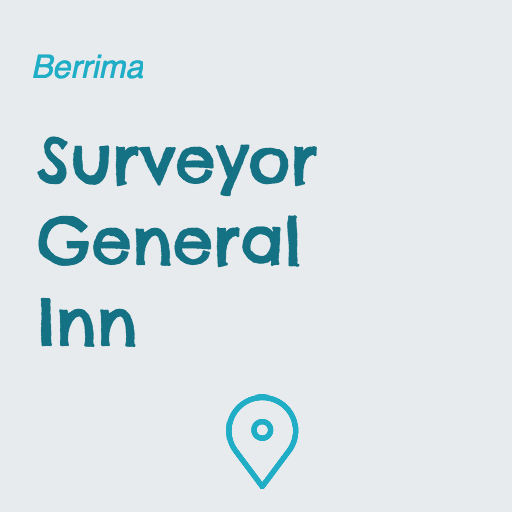 Surveyor General Inn on Pupsy
