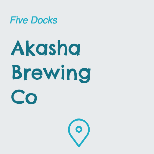 Akasha Brewing on Pupsy