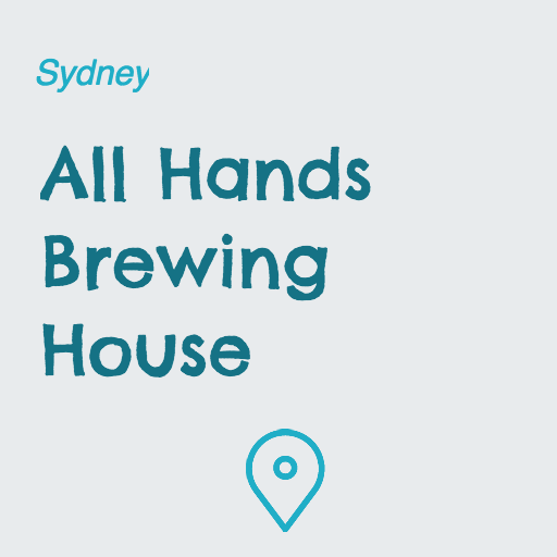 All Hands Brewing House on Pupsy