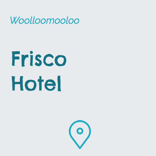 Frisco Hotel on Pupsy