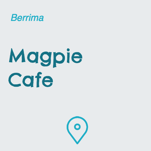 Magpie Cafe on Pupsy