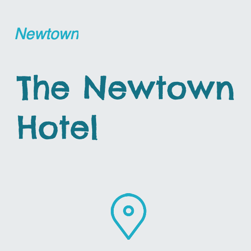 The Newtown Hotel on Pupsy