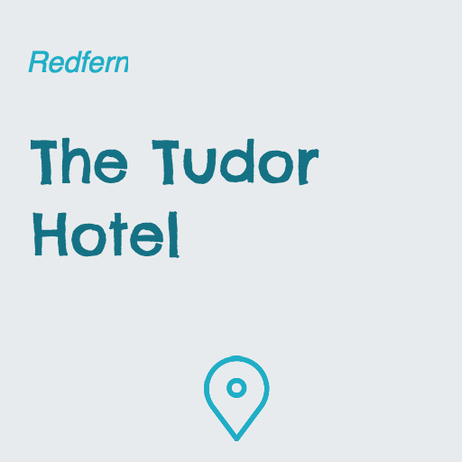 The Tudor Hotel on Pupsy