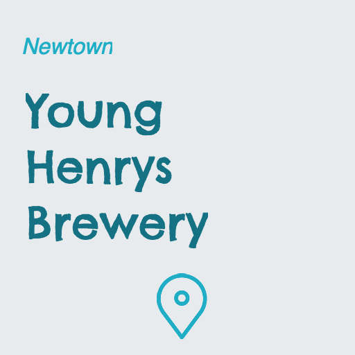 Young Henrys Brewing on Pupsy