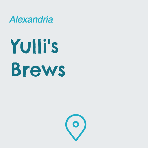 Yullis Brews on Pupsy