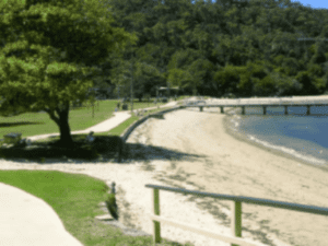 Clifton Gardens Reserve | Timeshare Dog Beach in Mosman