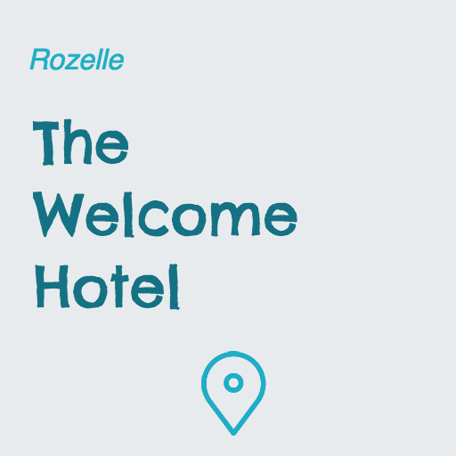 The Welcome Hotel on Pupsy