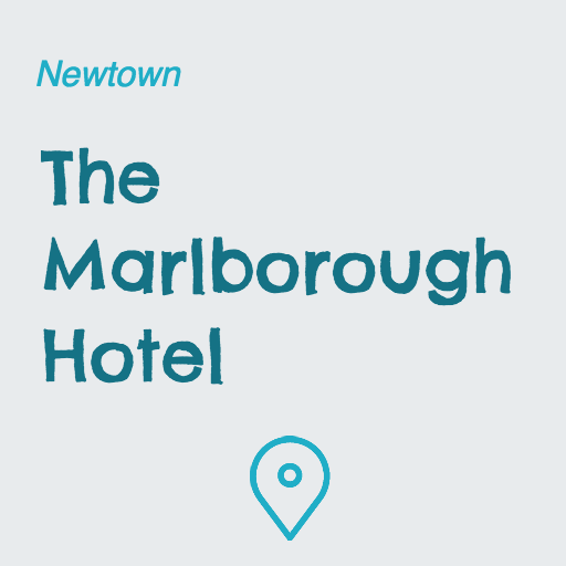 The Marlborough Hotel on Pupsy