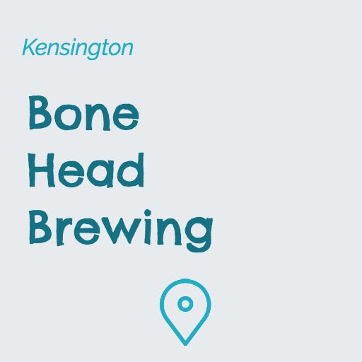 Bonehead Brewingon Pupsy