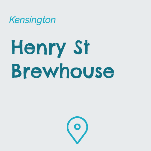 Henry Street Brewhouse on Pupsy