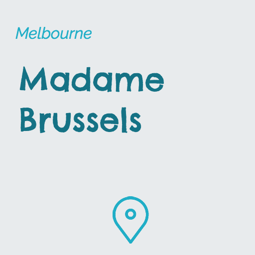 Madame Brussels on Pupsy