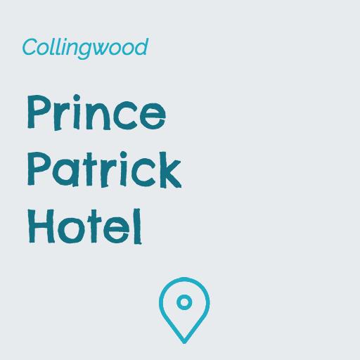 Prince Patrick Hotel on Pupsy