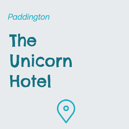 The Unicorn Hotel on Pupsy