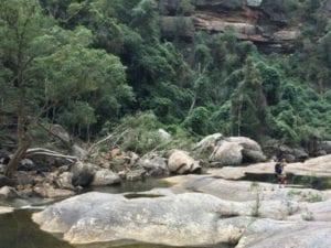 Mermaid Pools | Dog Friendly Hike in Tahmoor