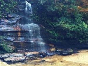 South Lawson Waterfall Circuit   Dog Friendly Hike in Lawson