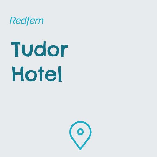 Tudor Hotel on Pupsy