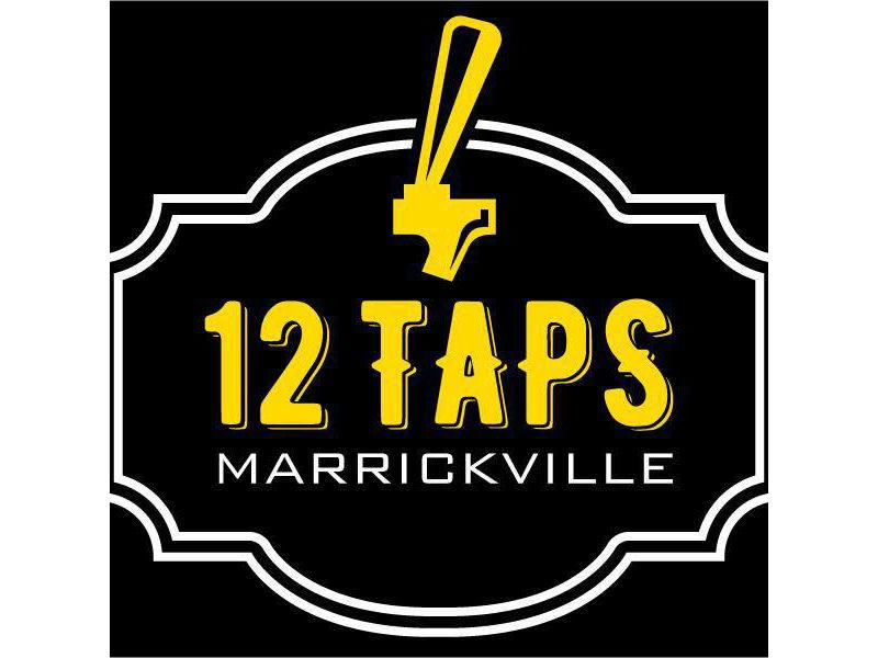 12 Taps logo 8*6