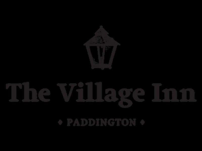 The Village Inn logo 8*6