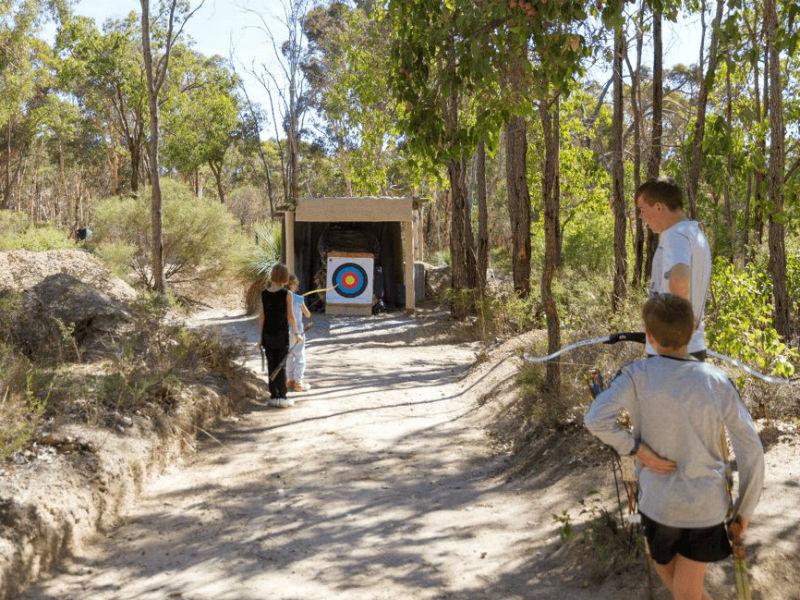 Hoddywell Archery and Caravan Park 8 6