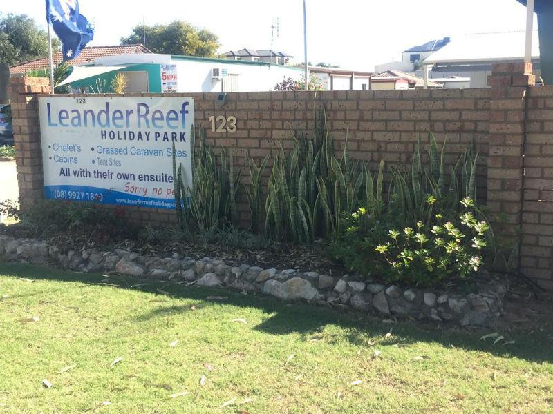 leander reef holiday park 8 6