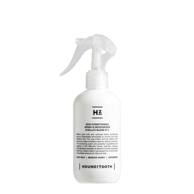 Houndztooth_Dog_Conditioning_Spray_&_Deodoriser_Stellas_Blend_no2 WEB 8*8