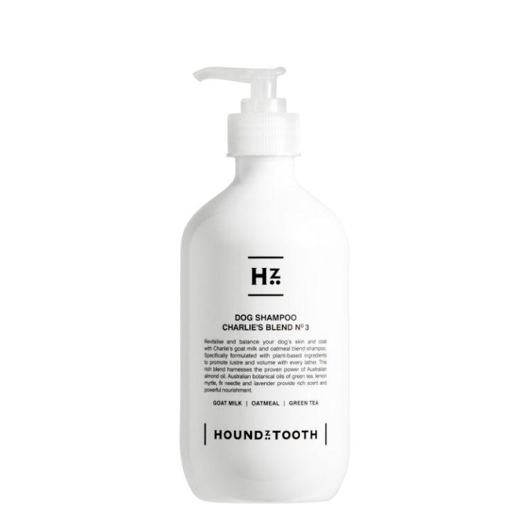 Houndztooth_Dog_Shampoo_Charlies_Blend_no3 WEB 8*8