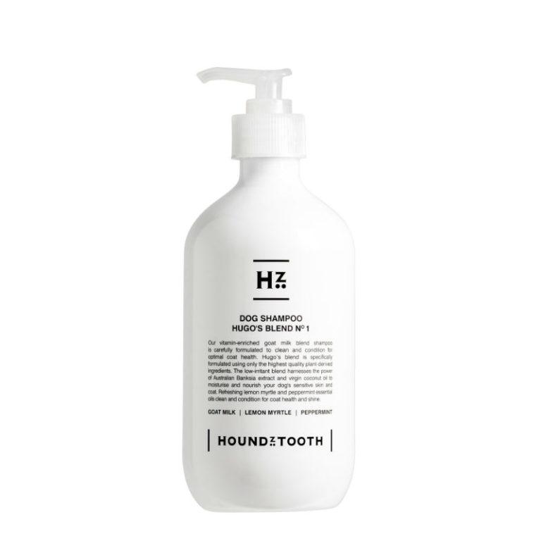 Houndztooth_Dog_Shampoo_Hugos_Blend_no1 WEB 8*8