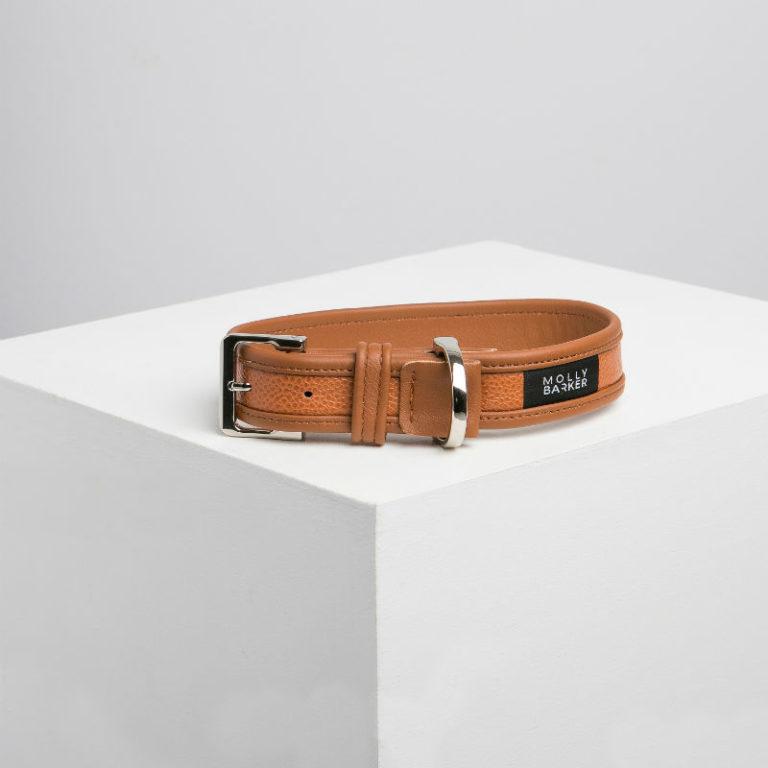 australian-designer-dog-collars-and-leads-molly-barker-sasha-collar-brown