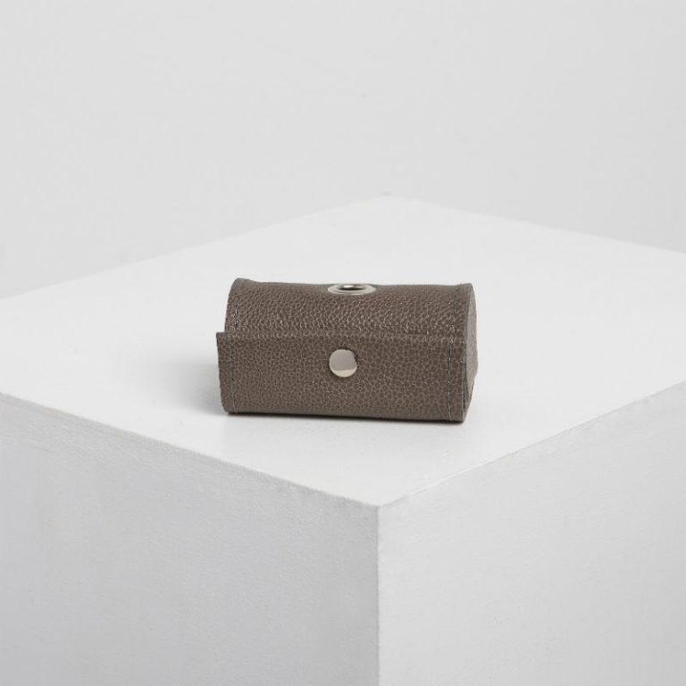 australian-designer-dog-collars-and-leads-molly-barker-sasha-waste-bag-holder-grey