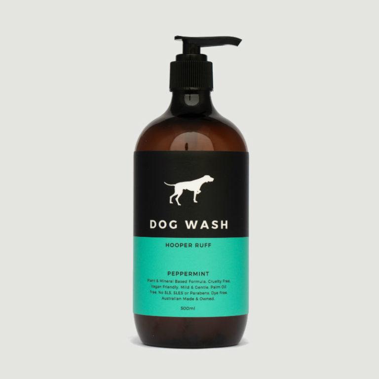 natural-australian-made-dog-shampoo-hooper-ruff-peppermint
