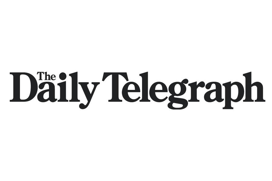 Daily Telegraph Logo 9*6
