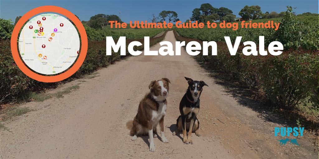 Dog Friendly McLaren Vale Main
